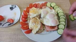 быстрая закуска сытный бутерброд немецкий рецепт