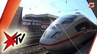 Deutsche Bahn: Verspätungen und Zugausfälle - Ein Unternehmen an der Überlastungsgrenze | stern TV