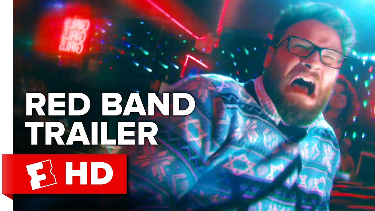 The Night Before Red Band Official Trailer 2 2015