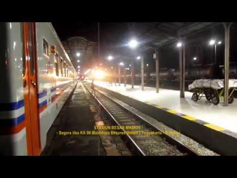 Kisah Perjalanan Fantastis Kereta Api MAJAPAHIT ( Malang - Pasar Senen )