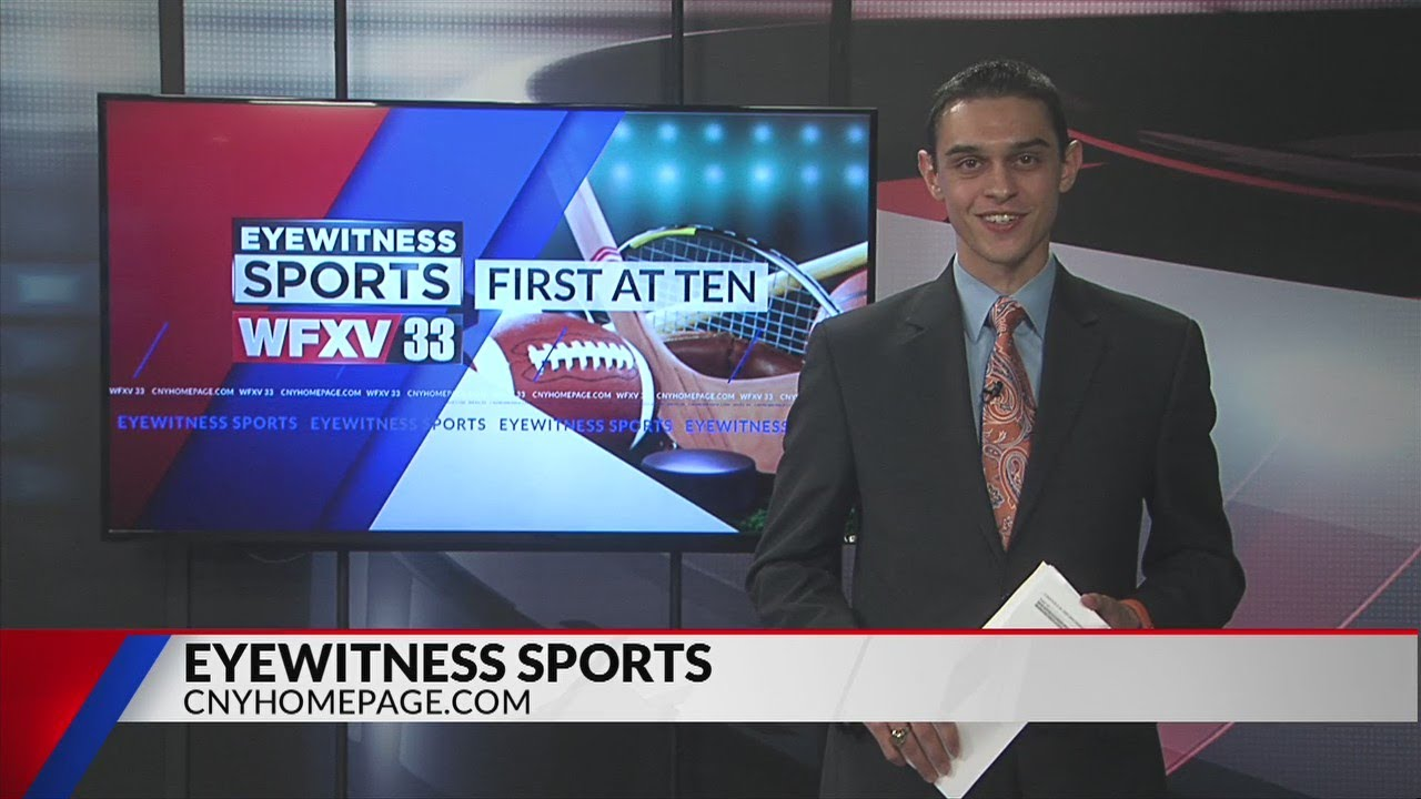 Eyewitness Sports First at Ten - July 18, 2019