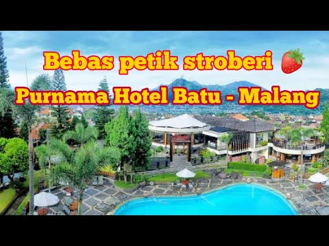 Purnama Hotel Batu Malang Youtube