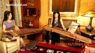 Sting-Englishman In New York Gayageum ver. by Luna