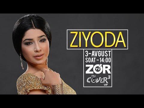 The Cover Up 3-mavsum (Ziyoda Qobilova)