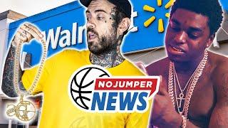 No Jumper News #2 | We Bought Fake Sniper Gang Chains at Walmart