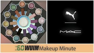 BH Cosmetics Zodiac Palette + MAC Collabs with PUMA! | Makeup Minute
