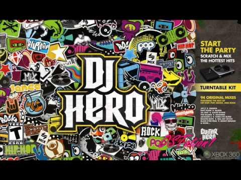 DJ Hero - 50 Cent   ( Disco Inferno )   Vs   David  Bowie ( Let's Dance )