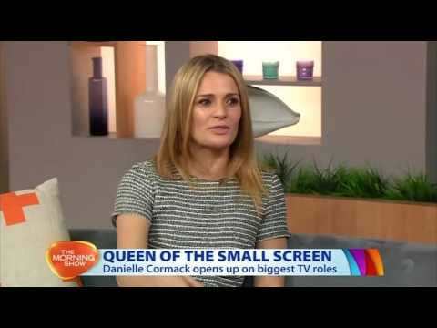 Danielle Cormack on TMS The Morning