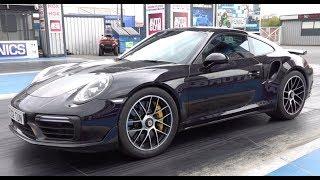 Porsche 911 Turbo S From Ecotune - 1/4 Mile 9.98 @ 139mph