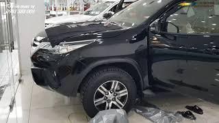 Quá Hot Toyota Fortuner 2.4G 2019 về đại lý lắp ngay gói phụ kiện 30 củ. Giao xe ngay.!