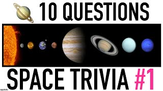 SPACE TRIVIA QUIZ #1 - 10 Astronomy & Space Trivia Quiz Questions and Answers screenshot 2
