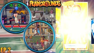 NBA Playgrounds EP 2.