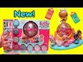 LOL Surprise Glitter Factory ! Toys and Dolls Pretend Play for Kids | SWTAD