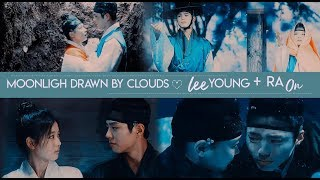 Lee Young & Ra On (Moonlight  Drawn By Clouds)