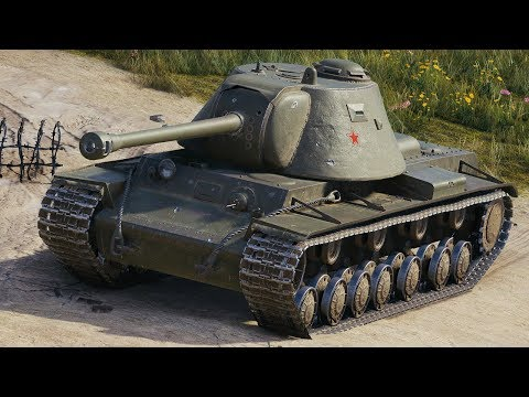 World of Tanks KV-3 - 6 Kills 5,7K Damage thumbnail
