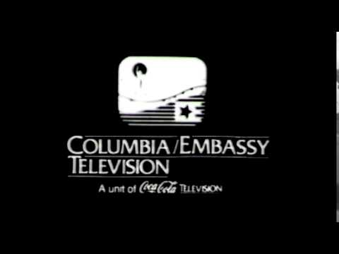 Columbia/Embassy Television logo (VHS Version)