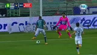 Gol de Y. Moreno | León 2 - 0 Pumas | Liga MX - Guardianes 2020 Apertura