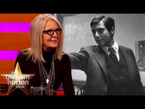 Diane Keaton Says They Wanted to Fire Al Pacino from The Godfather  The Graham Norton