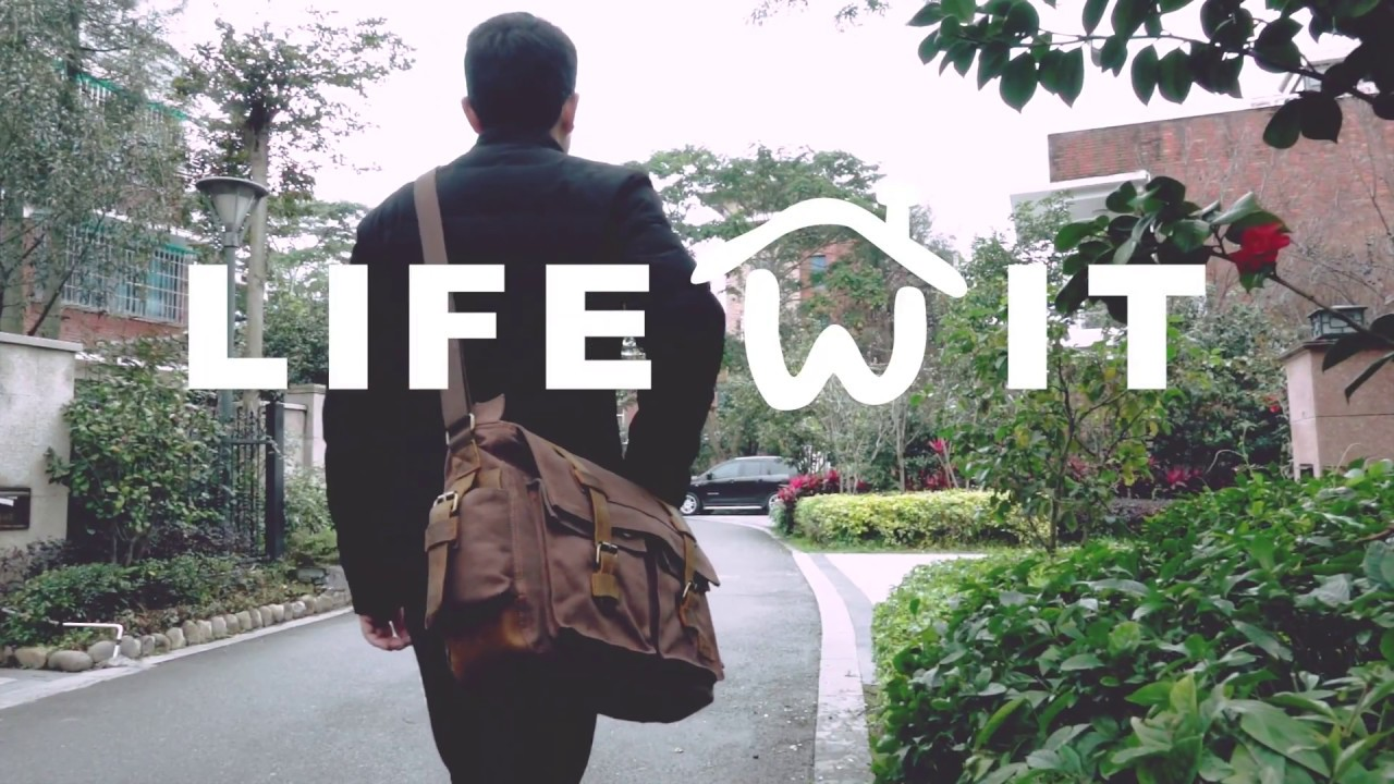 Lifewit Messenger Style Laptop Bag - YouTube f3f837d4120ed