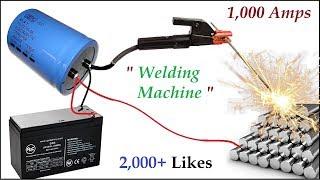 Wow!!!!! Make an Amazing Spot Welding Machine | Amazing Idea DIY