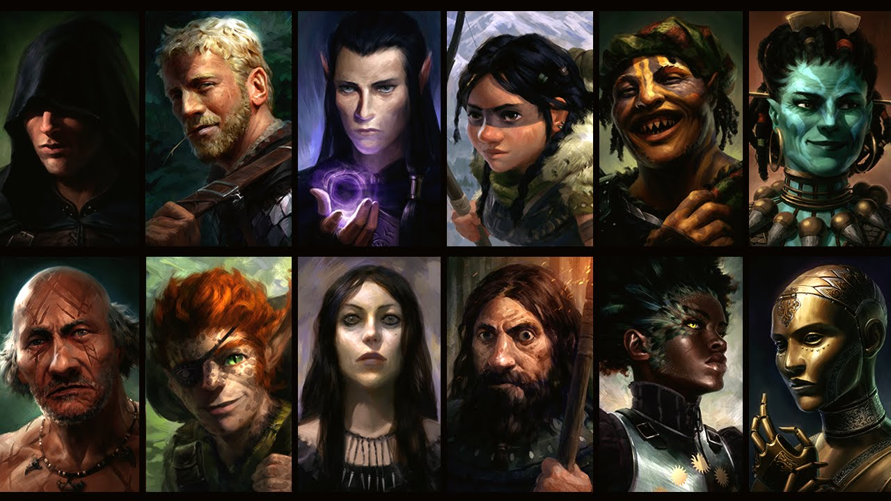 pillars of eternity how to get party members