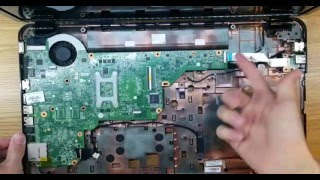 (4K) How to take apart a HP Pavilion G7 Laptop (Step-by-Step)