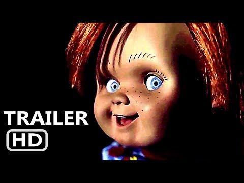 CHILD'S PLAY Official Trailer (2019) Chucky Movie HD
