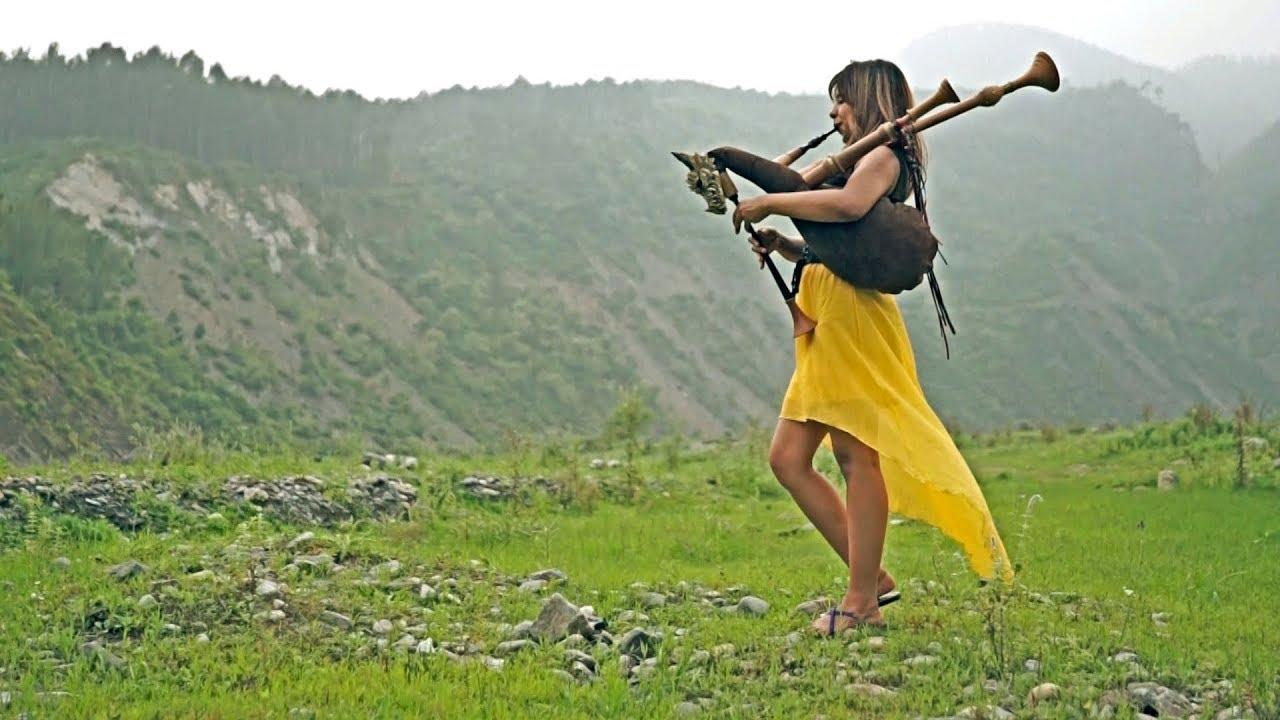 Tulum ve Gayda bir arada(Tulum and Bagpipe together)