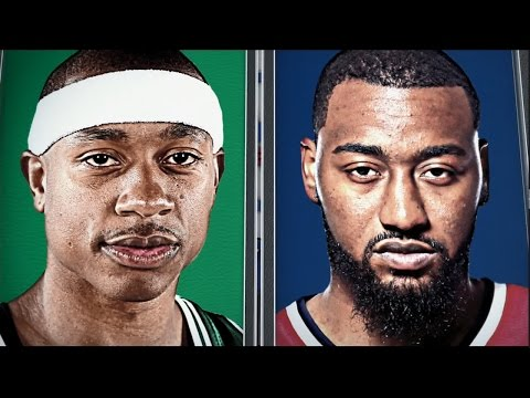 2017 NBA Playoffs Celtics vs Wizards Game 6 NBA on ESPN Intro