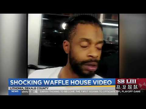 Otis - Two Dekalb Waffle House Employee's Fired For Pouring Food On Drunk Customer