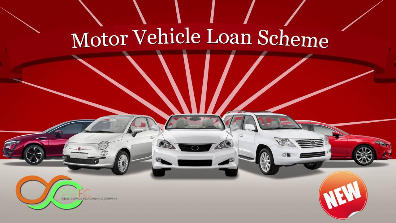 Public Service Micro Finance Company Motor Vehicle Loan Scheme - YouTube