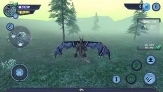 Играем в игру симулятор дракона