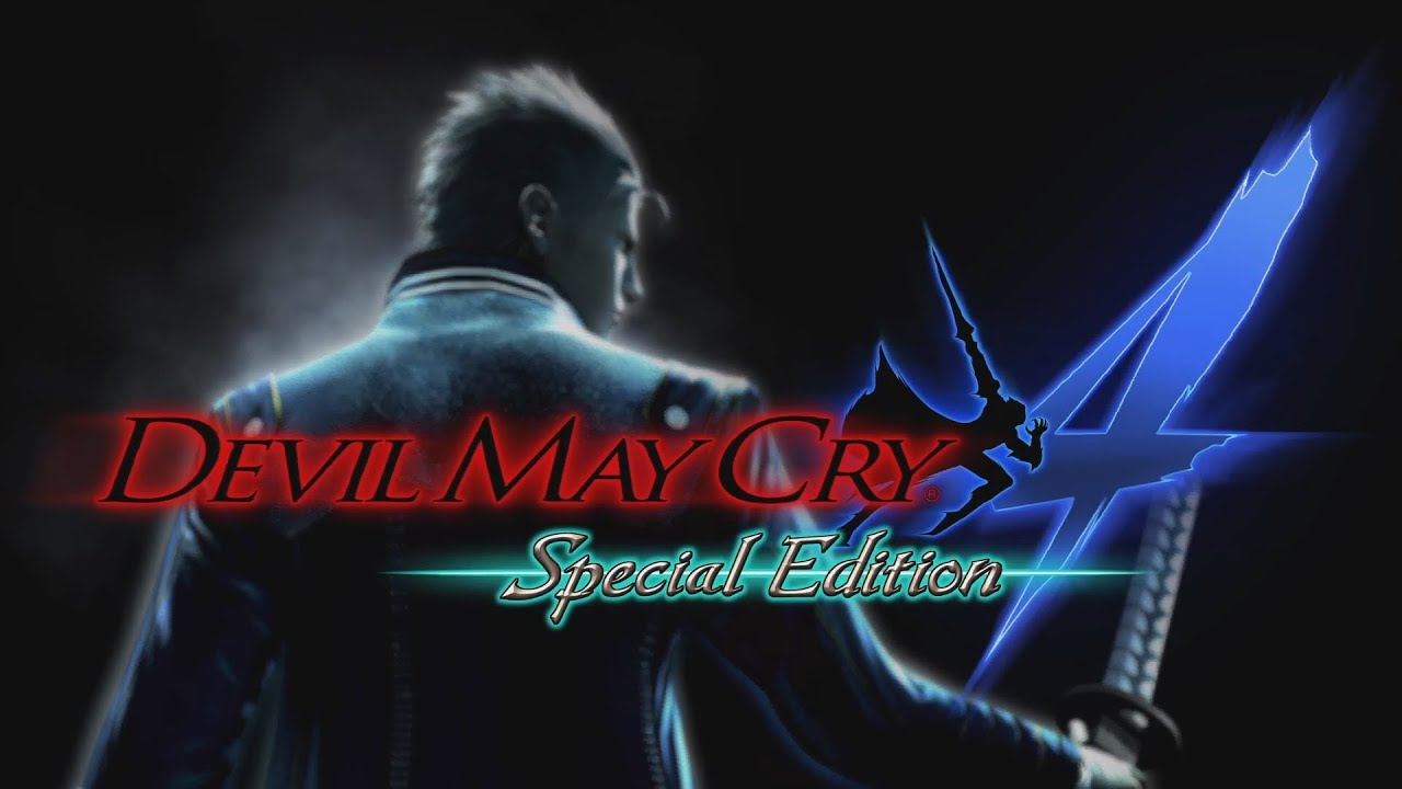 Let S Play Devil May Cry 4 Special Edition Vergil Gameplay