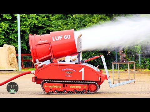 10 Fire Fighting Inventions That Every Government Should Pos