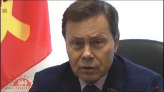Смотреть видео Рассвет ТВ. Николай Арефьев. Хватит терпеть жулье во власти ! онлайн
