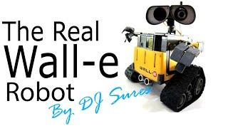 The REAL Wall-E Robot