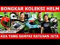 Koleksi Helm Ratusan Ribu Sampe Ratusan Juta Mblo Rizki Ada Yang Masih Inget Sama Helm Merah   Mp3 - Mp4 Download