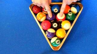 How Rack Ball Billiards