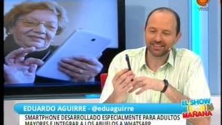 Smartphones para adultos mayores 18 11 2015