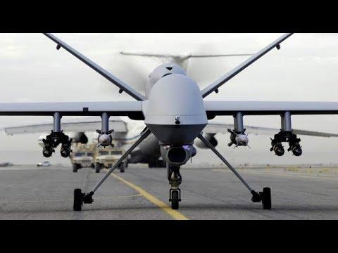National Guard Wants 'Hunter-Killer' Drones At The Border