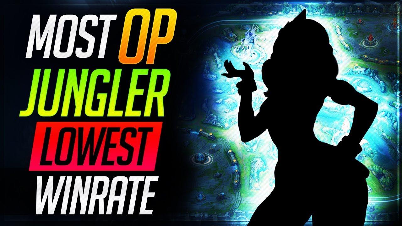 Why the LOWEST WIN RATE Jungler is Actually OP! | League of Legends Guides thumbnail