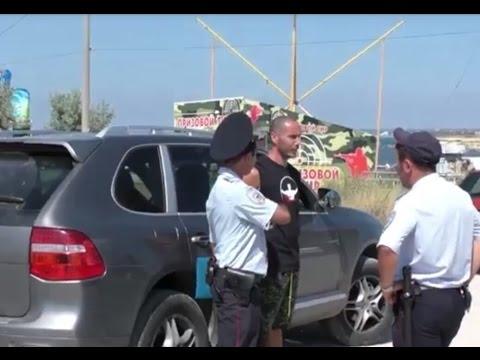 Крым Как реагируют на  украинский язык полиция и люди