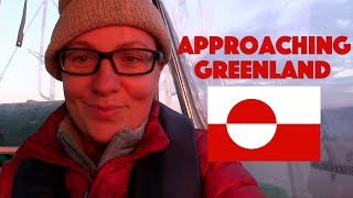 Approaching Greenland - DrakeParagon Sailing Season 4, Episode 25