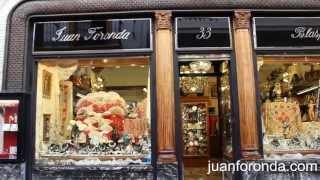 Mantillas y complementos para novia en Juan Foronda Sevilla