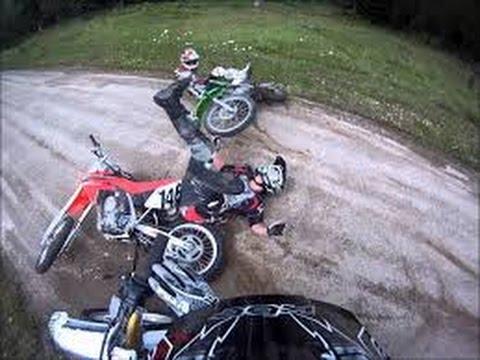 motocross fail