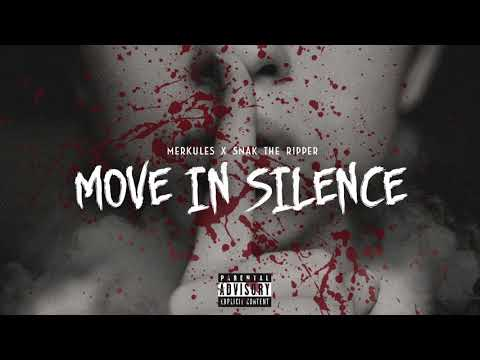 "Merkules & Snak The Ripper - ""Move In Silence"" (Official Audio)"