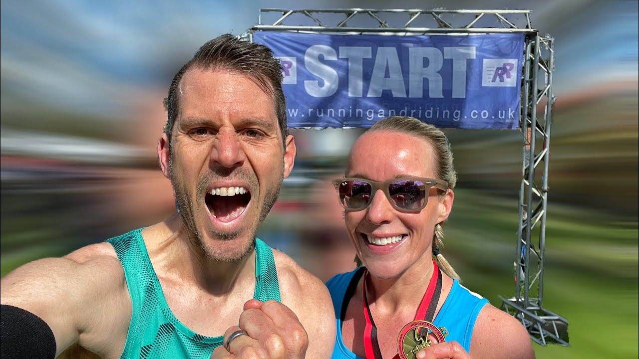 RACING is BACK! (Ring the PB bell) - Headcorn Half Marathon
