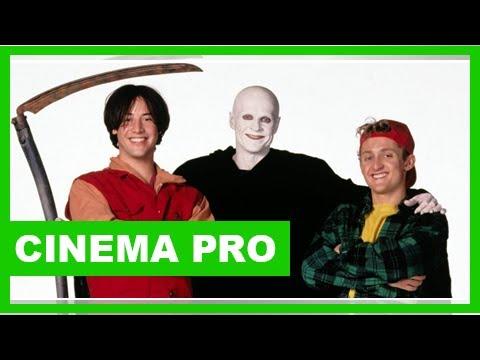 Bill & Ted 3 Would Bring Back William Sadler as Death  | Cinema Pro