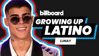 Lunay Recalls His First Date & Reveals What His Favorite Puerto Rican Food Is | Growing Up Latino
