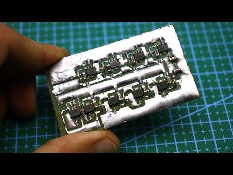 Зарядка для мощных LI-ION аккумуляторов